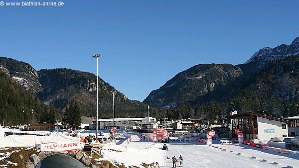 Biathlon-Stadion Ruhpolding