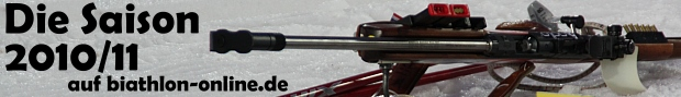 Biathlon-Saison 2008/2009