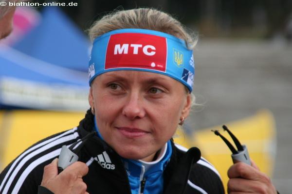 Oksana Khvostenko