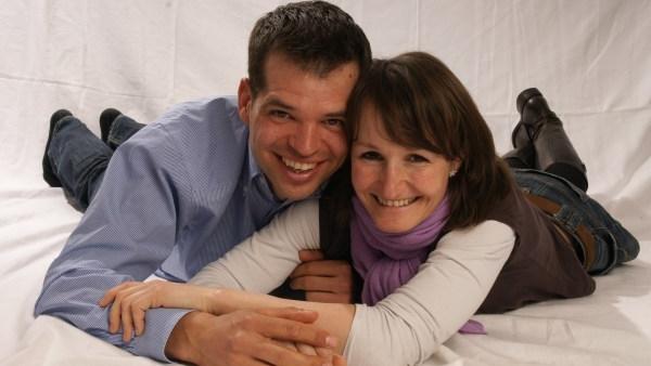 Jan und Katja Wüstenfeld