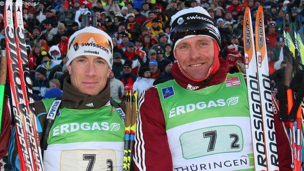 Thomas Frei und Matthias Simmen
