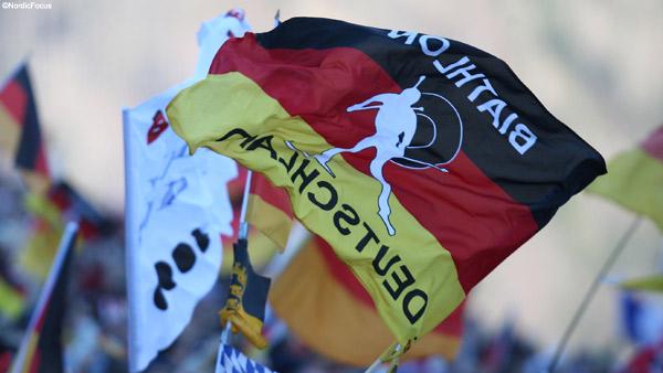 Symbolbild Biathlon in Deutschland