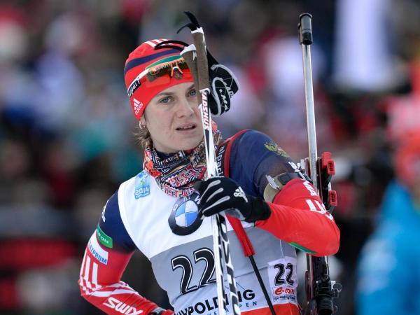Irina Starych wird nicht in Sotschi starten