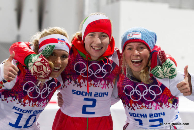 podium massenstar frauen