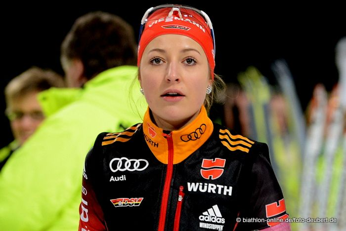 Luise Kummer Meine Saison Meine Ziele Biathlon