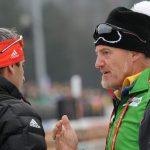 Klaus Siebert im Gespräch mit Ricco Groß