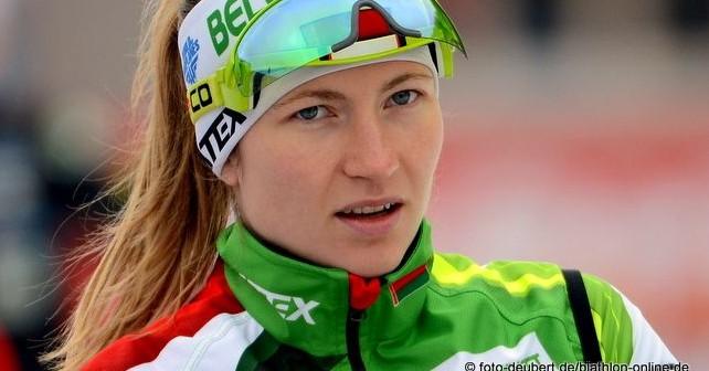 Darya Domracheva startet kommende Saison nicht! biathlon-online.de - Das Biathlon Portal in Deutschland