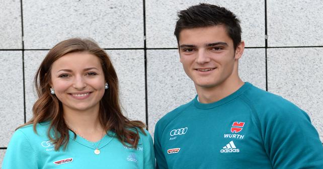 Biathlon: Newcomer des Jahres 2014 ausgezeichnet