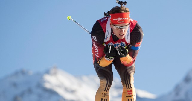 IBU-Cup: Florian Graf wird Zweiter