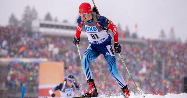 Biathlon EM: Gold im Einzel für Alexey Volkov