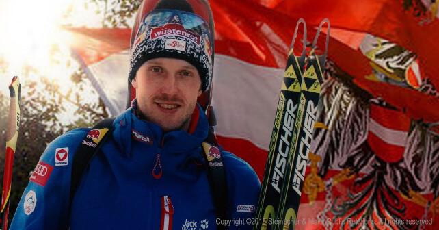 Dominik Landertinger geht auf Medaillenjagd
