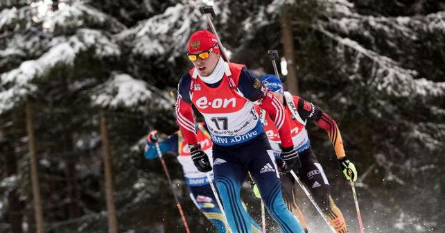 Matvey Eliseev (RUS) gewinnt Einzelrennen in Canmore