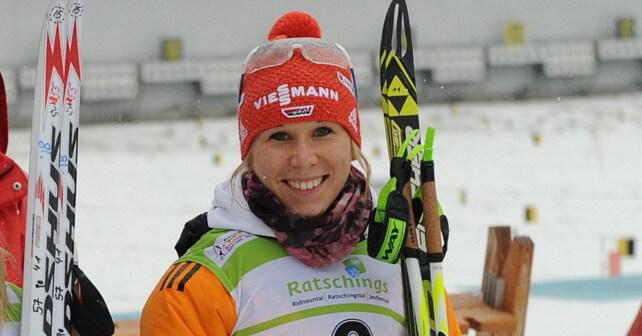 Karolin Horchler setzt Siegesserie fort