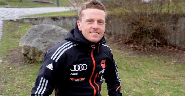 Florian Graf: Ich versuche alles, dass es klappt!