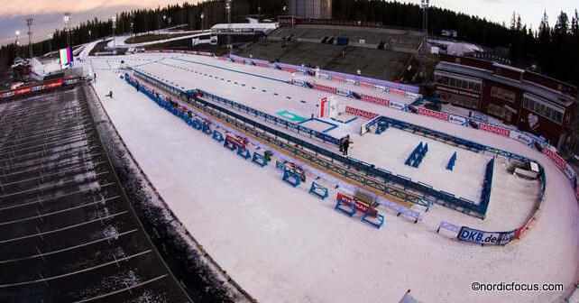 Termine der Biathlon-Weltcups 2015-2016