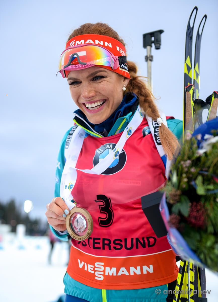 Dezember 2016 | Oestersund (SWE) | IBU World Cup - biathlon-online.de ...