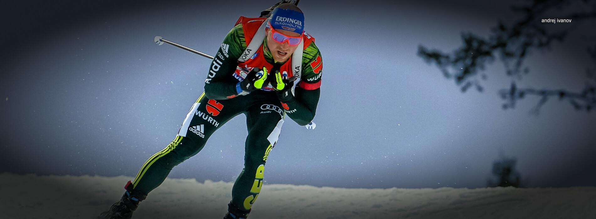 Erik Lesser Sprint Östersund