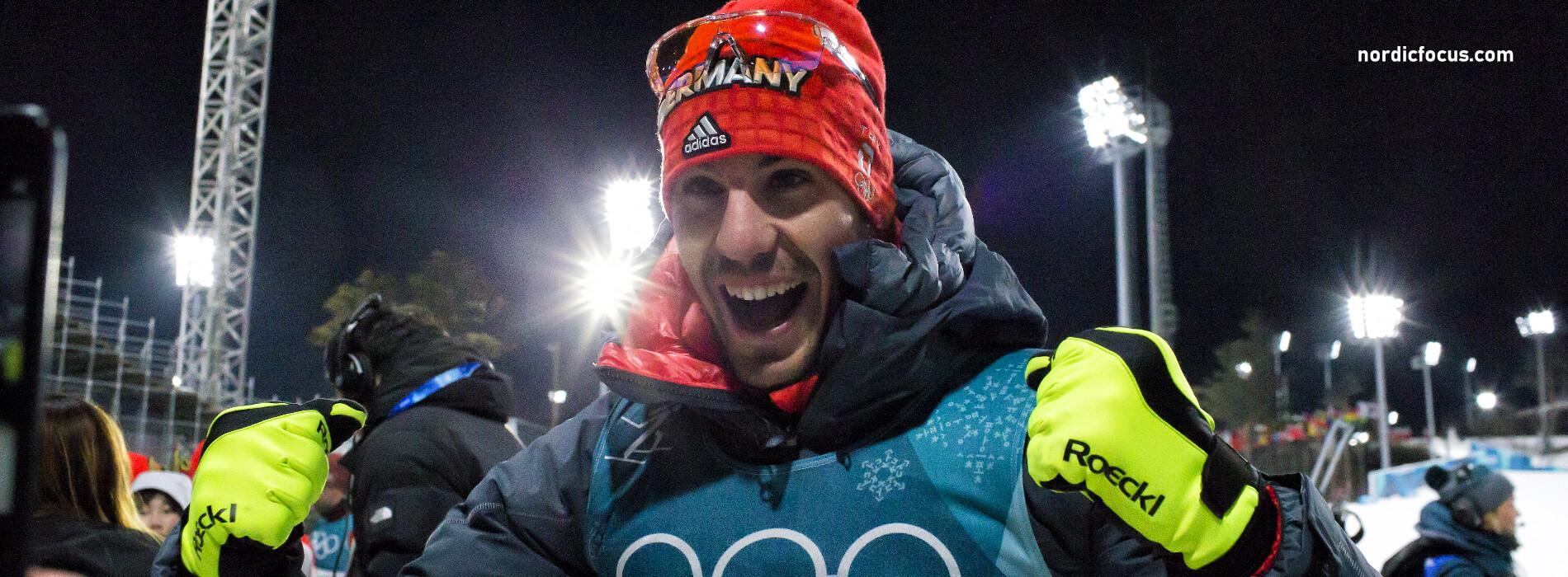 Olympiasieger Arnd Peiffer