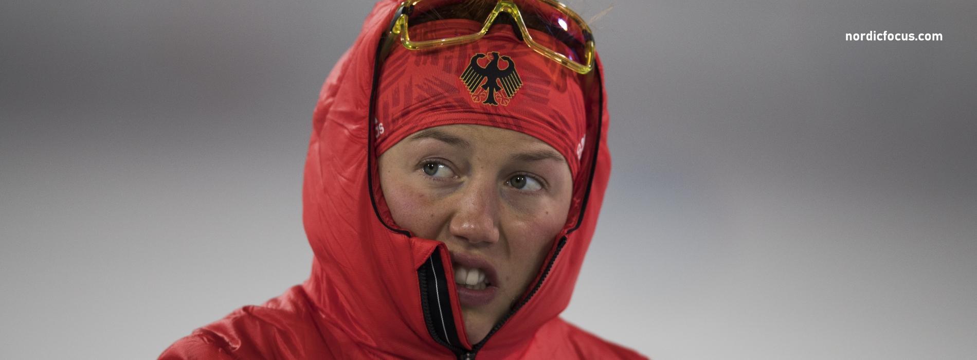Laura Dahlmeier PyeongChang 2018 Sprint