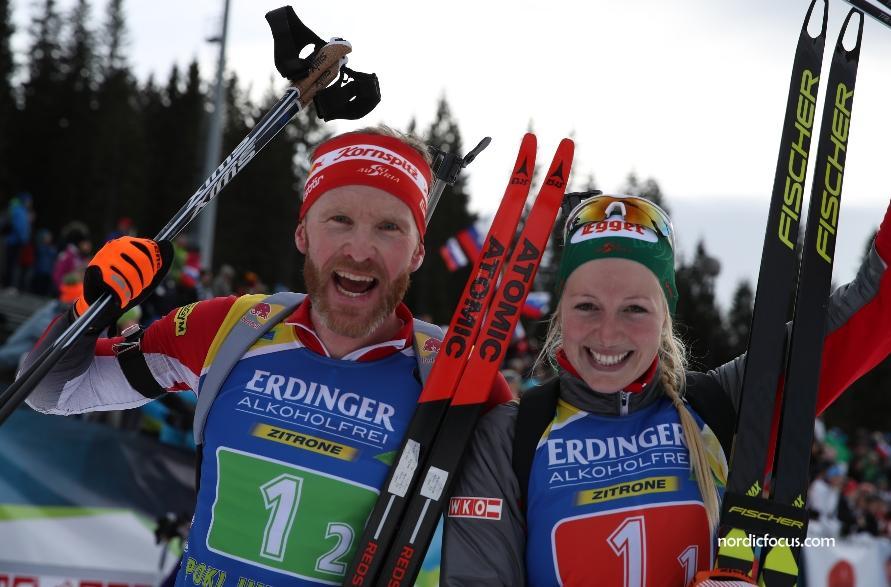 Simon Eder, Lisa Hauser