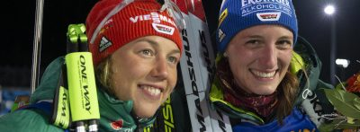 Dahlmeier Laura, Vanessa Hinz