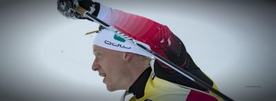 Johannes Thingnes Boe Massenstart Ruhpolding 2019