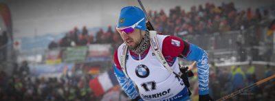 A. Loginov, Staffel Oberhof 2019