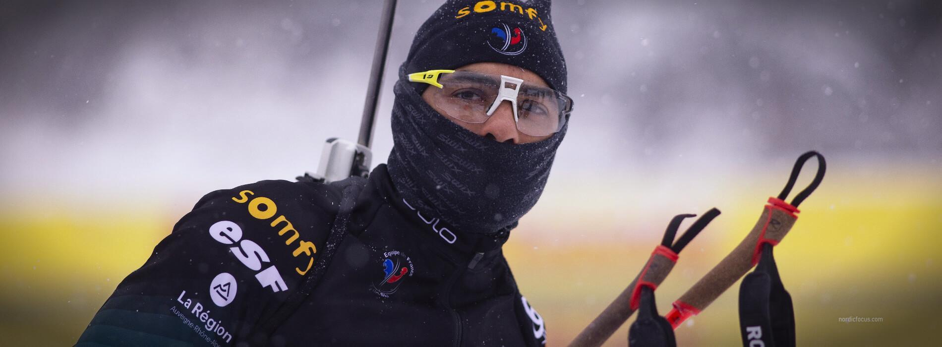 Martin Fourcade Oberhof 2019